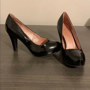 Shoes - Black Faith Shoes